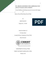 Research 2nd Draft Copy Bibin