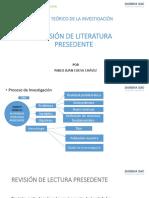 MT Revisión de Literatura Precedente