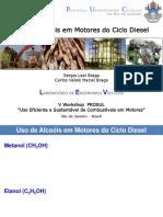 3. Apresentação Diesel-Alcool