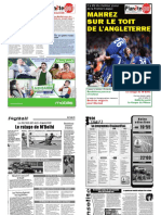 Journal Planete Sport 25.04.2016