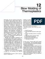SPI Plastics Engineering Handbook - Chapter 12 - Blow Molding of Thermoplastics
