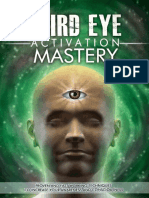 e Book Secrets of Third Eye Awakening | Kundalini | Chakra