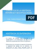 Conceptos de La Asistencia Enfermos y Sus Dificultades 30-01-16 (1)