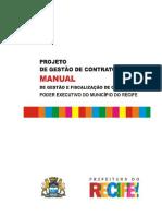 Manual Gestão de Contratos Recife