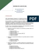 Diagrama de Clases en UML