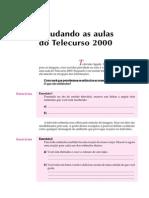 Telecurso 2000 - Biologia 13