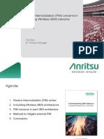 20151210 Anritsu PIM Webinar - Slides