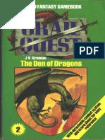 Grailquest 02 - The Den of Dragons
