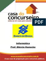 12 - Informática - Márcio Hunck. Questões