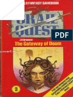 Grailquest 03 - The Gateway of Doom
