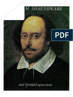 William Shakespeare and Stratford Upon Avon