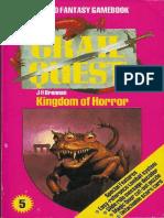 Grailquest 05 - Kingdom.of.Horror