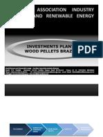 Investments Unit Industrial Wood Pellets Brazil Biomass Wood Pellets