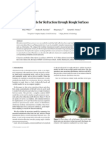 EGSR07-btdf Microfacet models for refraction