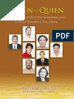 Quién Es Quién en La Asamblea Nacional 2007-2011 - Final