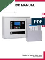 CAD 150 1 Installation Manual