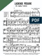 Blasorchester Komplett - Die Lachende Posaune - Solopolka Für Posaune