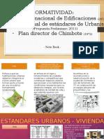 NORMATIVA- DE PLAN DIRECTOR