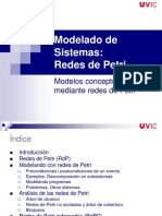 Modelado de Sistemas Redes de Petri