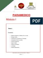 Paramédico - Módulo 1- Bloque 1-2