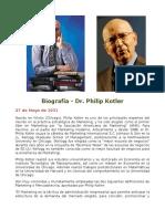 Biografía Philip Kotler