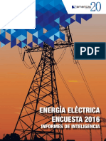 Informe Energia Electrica 2016