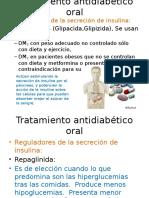 Tratamiento Antidiabético Oral