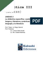 Didactica 3 Unidad 2