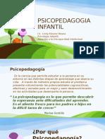 PSICOPEDAGOGIA INFANTIL