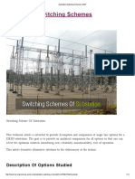 Substation Switching Schemes _ EEP