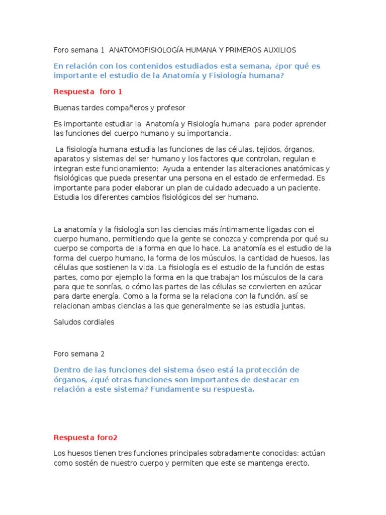 Hermosa Com Estudiar La Anatomía Y La Fisiología Ideas - Anatomía de ...