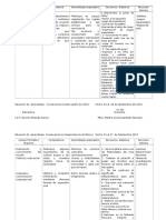 Planeacion de Inicio de 2012-2013