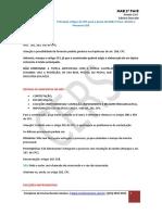 Principais Artigos Do CPC Para a Prova Da OAB 2 Fase