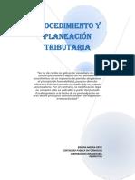Procedimiento y Planeacion Tributaria