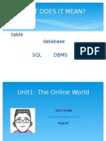 the online world week 9-datastorage