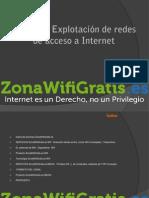 Gestión y Explotación Redes Wifi
