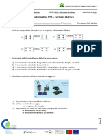 Ficha Formativa Nº 1 – Corrente Elétrica Scribd