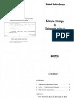 Livro - Educacao e Ideologia Da Enfermagem No Brasil - Elba Miranda