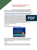 Consiliencia Filosofica de La Psiquiatria L18ABRIL20161229MEDIODIA