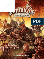 Zombicide Black Plague Rules