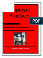 State of Texas Department of Insurance Employer Best Practices