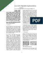 AES paper