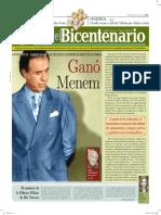 DIARIO DEL  BICENTENARIO 1995