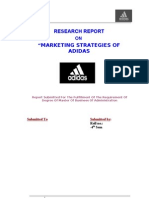 182 Marketing Strategies of Adidas
