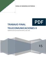 JERARQUIA DE MULTIPLEXACION DIGITAL