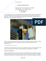 An Independent Investigation of 911 and the War on Terrorism