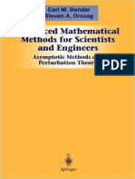 Advanced Mathematical Methods for Scientists and Engineers, Carl M. Bender, Steven A. Orszag.pdf