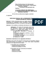 REFORMA PARCIAL DE LA ORDENANZA SOBRE INMUEBLES URBANOS (A SEGUNDA DISCUSION 27-04-16).doc