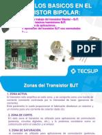 07 - Calculos Basicos en ElTransistor Bjt