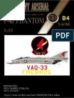 F-4J VAQ-33